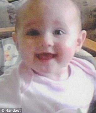 9月女婴被残忍摔死