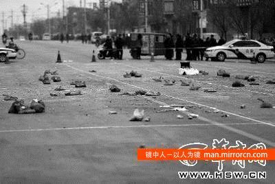 男子制造公交爆炸案欲炸死妻子