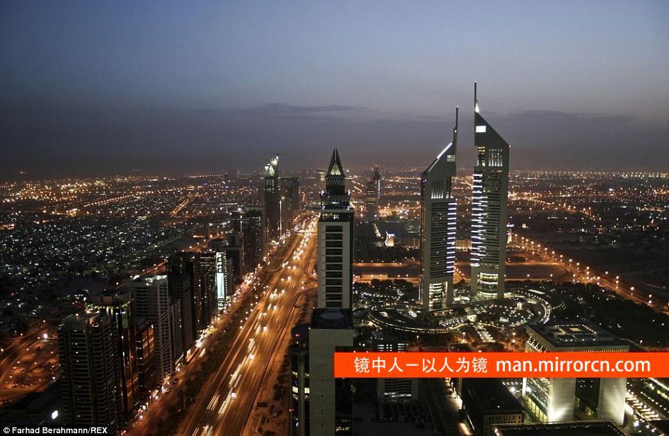迪拜的另一面