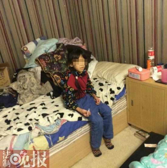 10余儿童被外籍男收养虐待