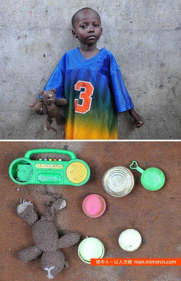 特拉奥雷·穆萨的玩具