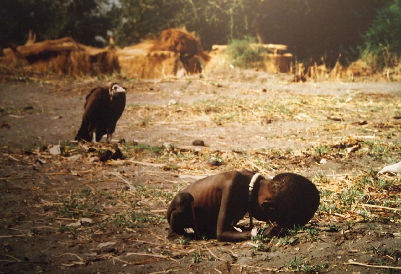 饥饿的苏丹(The Starving Sudan )