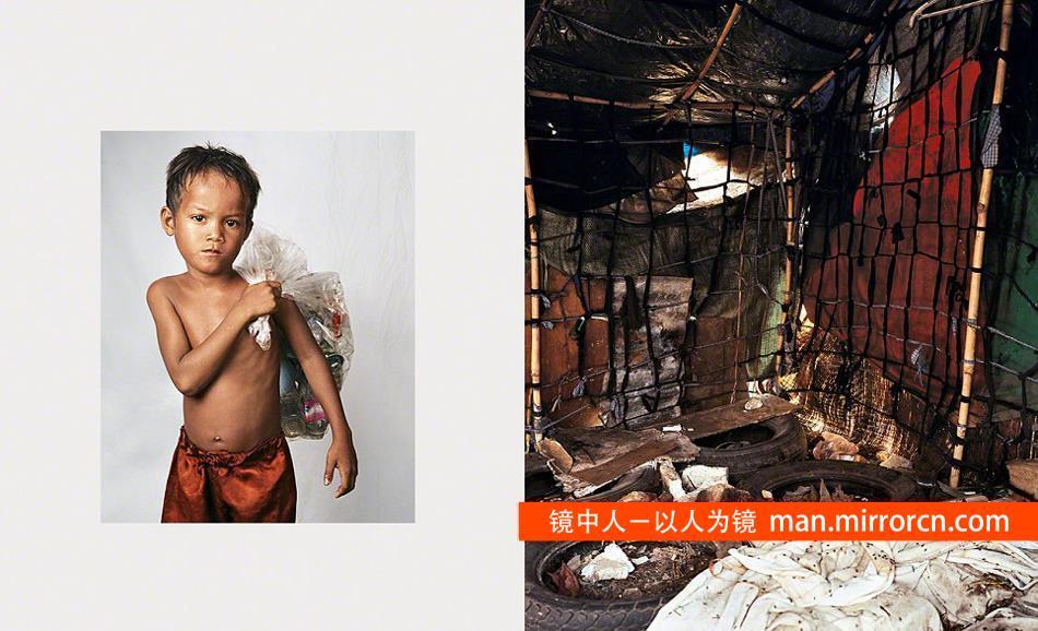 全球多个地区儿童的卧室