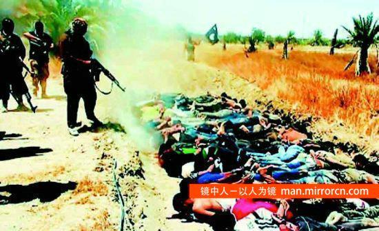 伊拉克屠杀