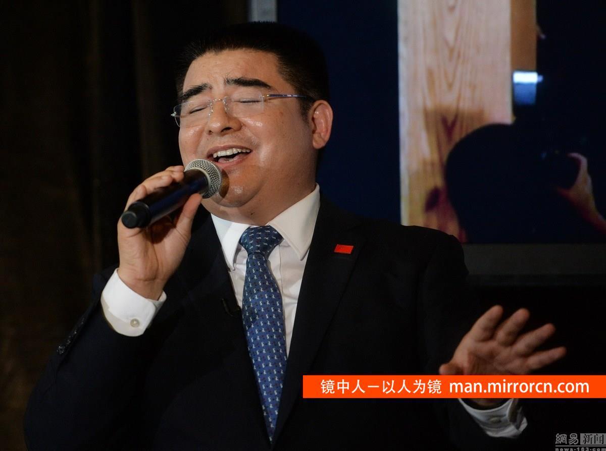 陈光标慈善Party——用歌声惊醒世界慈善!
