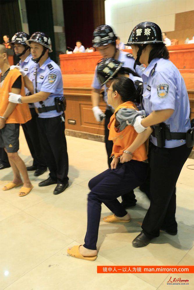 女大学生贩毒被判15年葬送青春