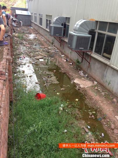 16岁女孩厕所产子后将其抛下3楼