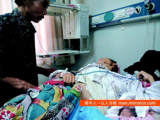 孕妇换病产子医院不愿接收街头生子