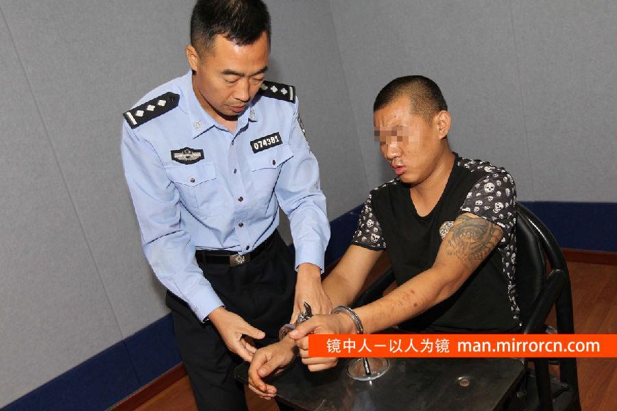 男子囚禁大三女生7个月殴打性虐