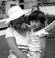 三峡移民母女病饿身亡