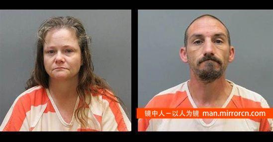 变态夫妇囚禁虐待30岁女子