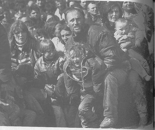 难民的孩子