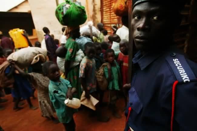 乌干达的夜行者