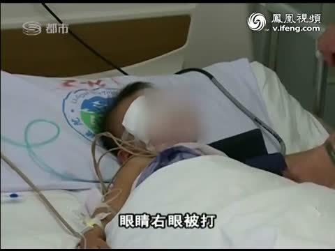 妇女偷走2岁女童施虐 将其捆绑丢厕所嘴塞头发